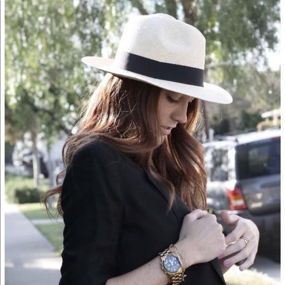 J.crew genuine Panama hat c0e229ebd81